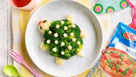 Brócoli con patata
