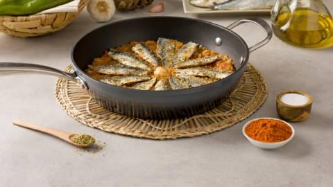 Moruna de sardinas