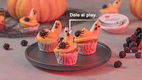 Cupcakes terroríficos