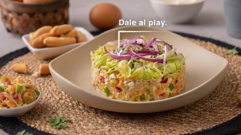 Ensaladilla de batata