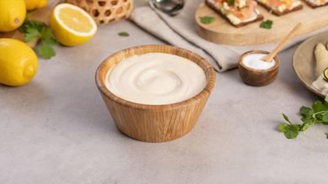 Salsa mayonesa