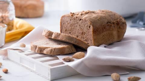 Pan integral sin gluten