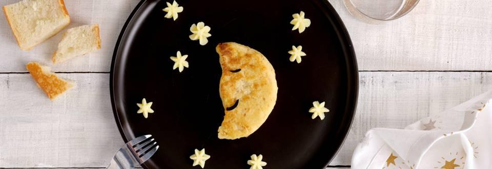Tortitas de puré de patata