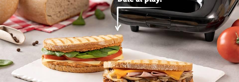 Cómo hacer 2 recetas de sándwich