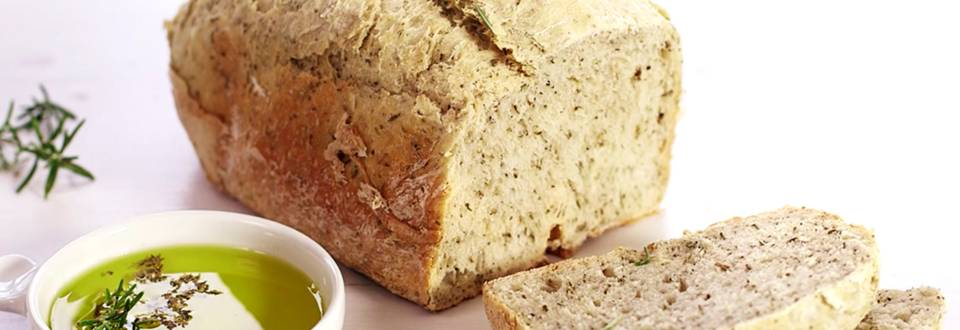 Cómo hacer pan de romero