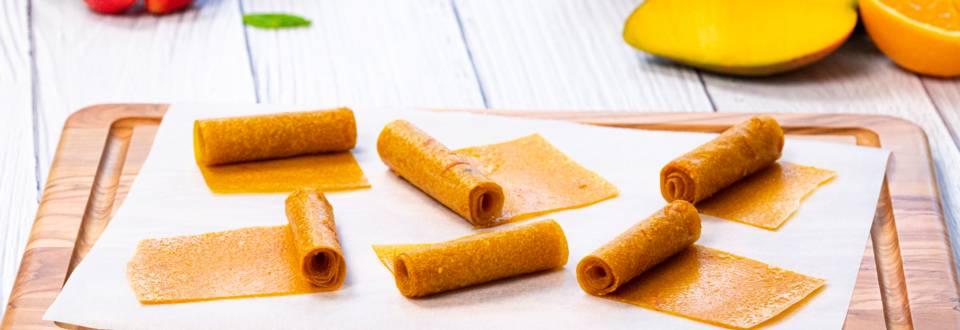 Rollitos de manga canaria