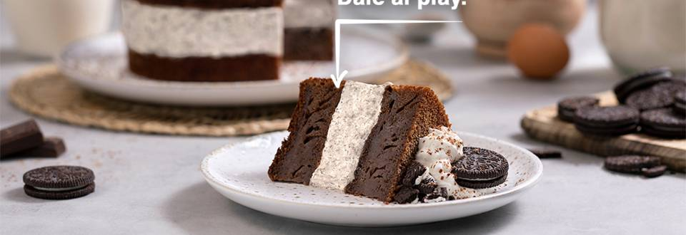 Cómo hacer tarta de queso y galletas Neo