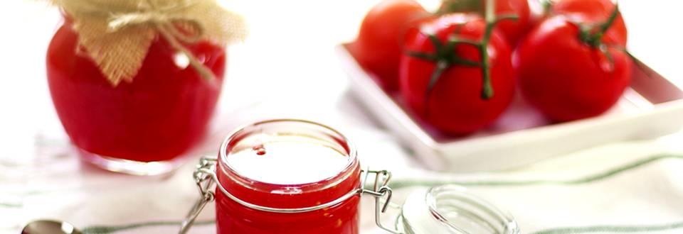 Cómo hacer mermelada de tomate