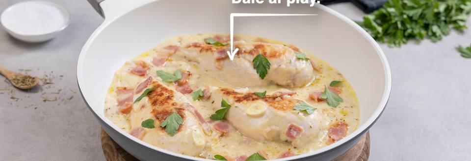 Cómo hacer pollo a la parmesana