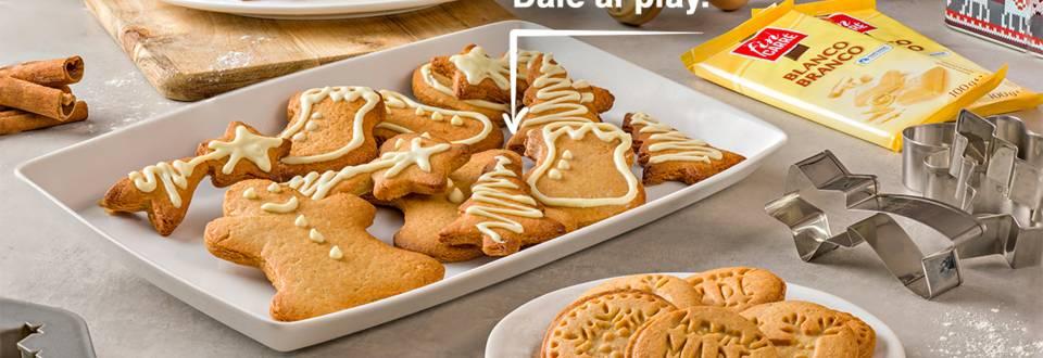Cómo hacer galletas navideñas caseras