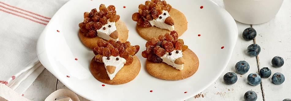 Recetas de galletas con queso