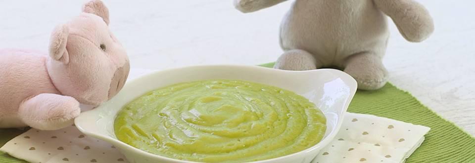 Cómo hacer puré de judías verdes y patatas