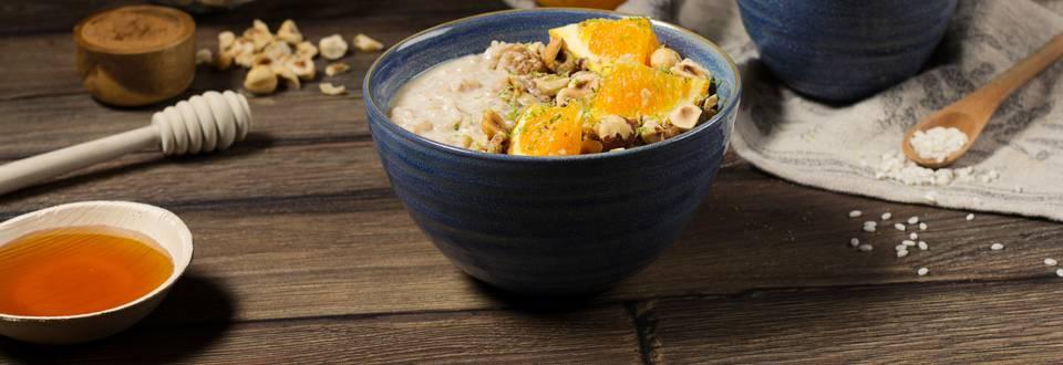 Cómo hacer arroz con leche sin lactosa