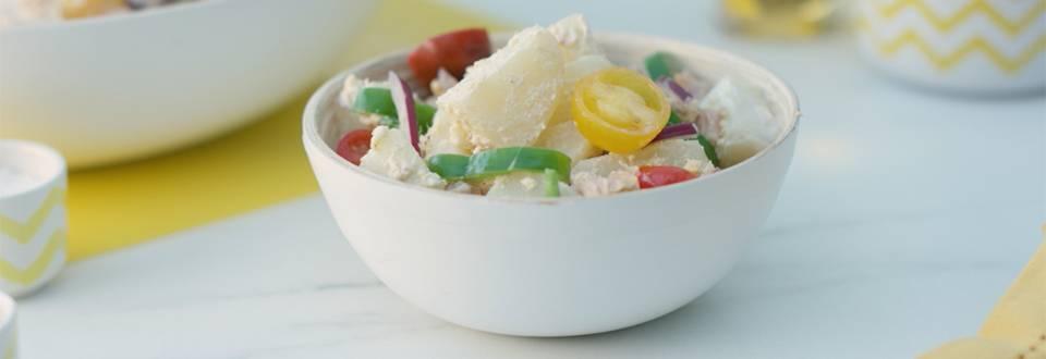 Cómo hacer ensalada de verano