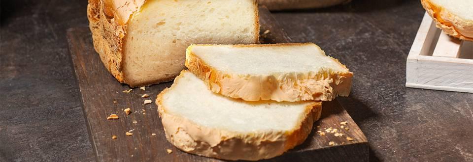 Cómo hacer pan de molde sin lactosa y sin gluten