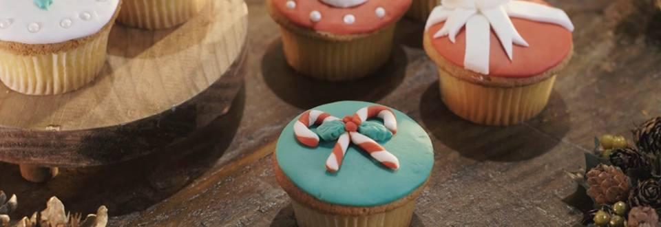 Cómo hacer cupcakes con fondant