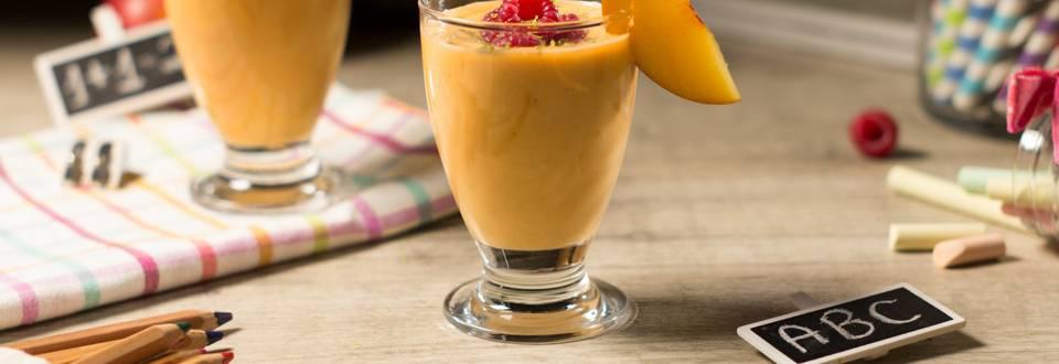 Cómo hacer smoothie de nectarina