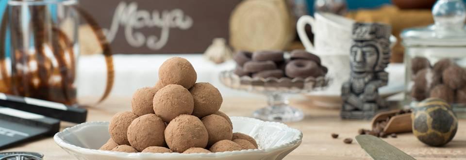 Cómo hacer trufas de Chocolat
