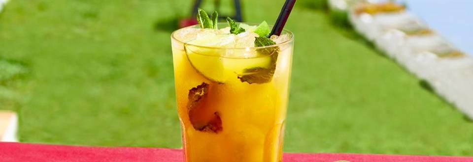 Cómo hacer mojito de mango sin alcohol