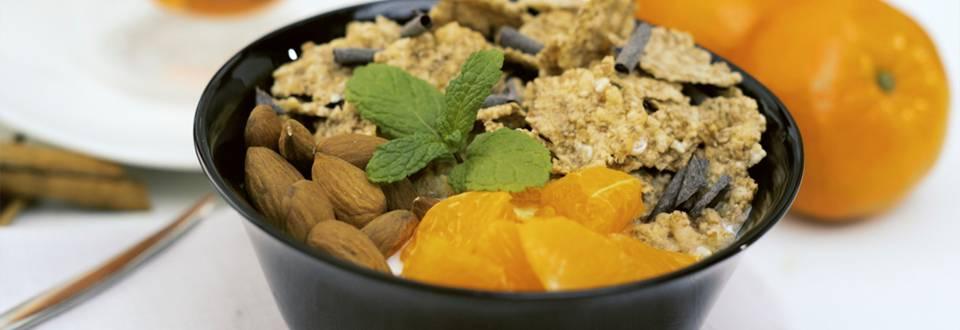 Cómo hacer bowl de mandarina con infusión de canela y manzana