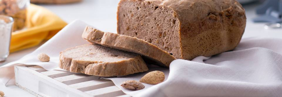 Cómo hacer pan integral sin gluten
