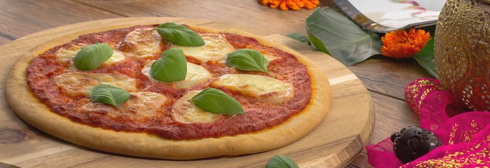 Cómo hacer pizza de Come, Reza, Ama