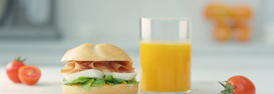 Cómo hacer desayuno mediterráneo