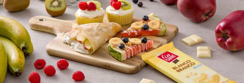 3 ideas de almuerzo para el recreo