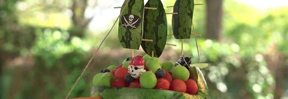 Cómo hacer barco pirata