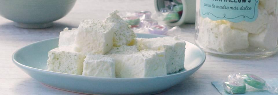 Cómo hacer marshmallows de naranja y lima