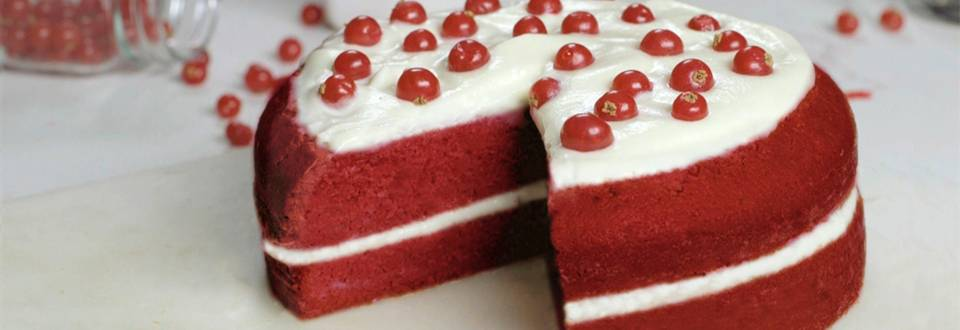 Cómo hacer tarta red velvet
