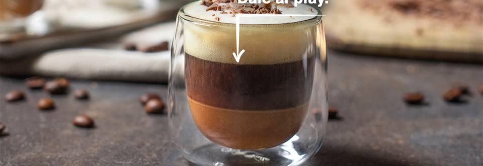 Cómo hacer un café bombón con leche condensada casera