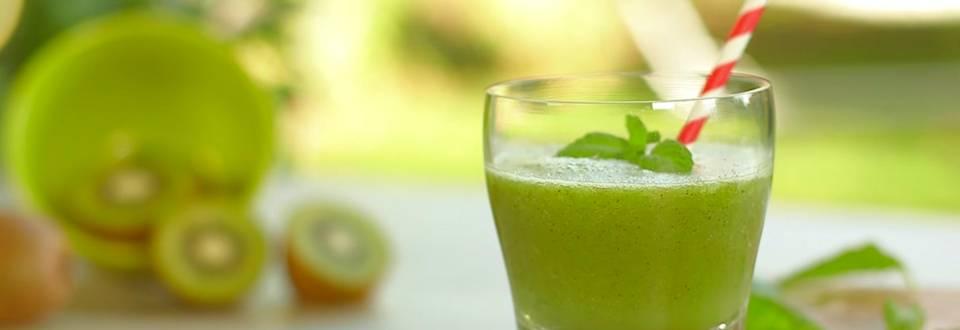 Cómo hacer green smoothie