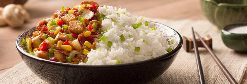 Cómo hacer wok de pollo con verduras