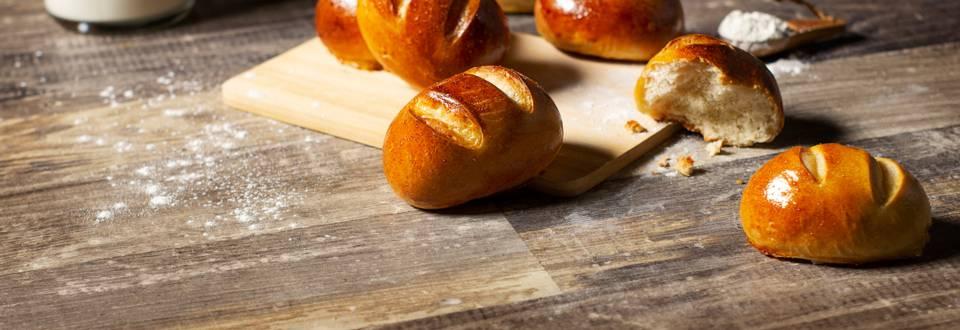 Cómo hacer pan de leche sin lactosa
