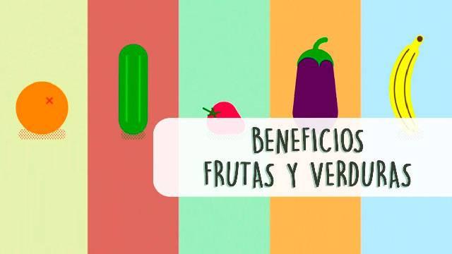 Recetas de fruta y verdura