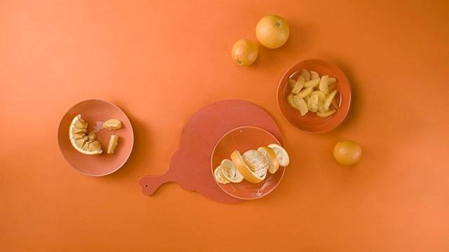 Cómo cortar naranjas